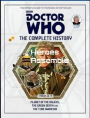 Doctor Who The Complete History Volume #16 Collectors Hardback Book Hachette Partworks